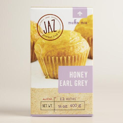 JAZ Earl Gray Honey Muffin Mix
