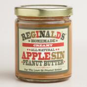 Reginald's Creamy Apple Sin Peanut Butter