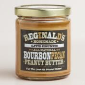 Reginald's Bourbon Pecan Peanut Butter
