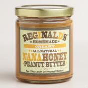 Reginald's Nana Honey Peanut Butter