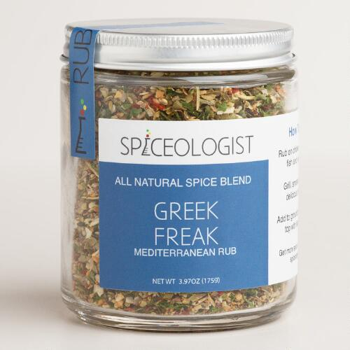 Spiceologist Greek Freak Spice Rub