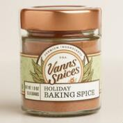 Vanns Holiday Baking Spice