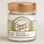 Vanns Sicilian Sea Salt
