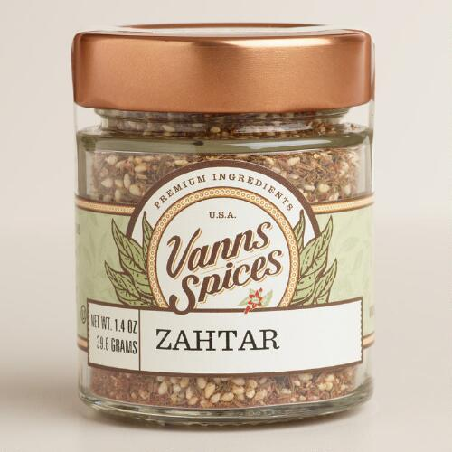 Vanns Zahtar Middle Eastern Spice