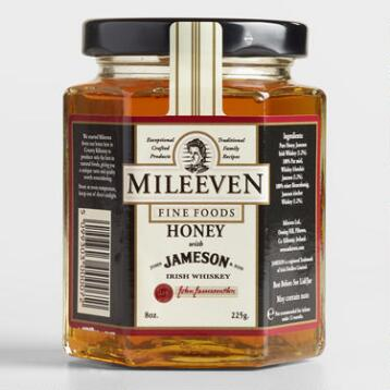 Mileeven Honey with Jameson Irish Whiskey