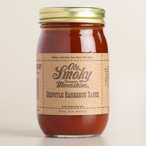 Ole Smoky Chipotle Barbecue Sauce