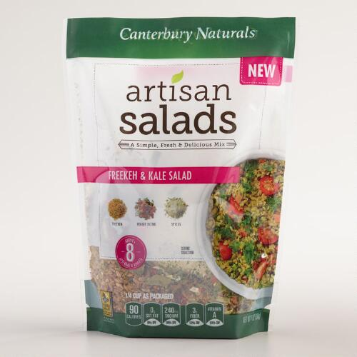 Artisan Freekeh and Kale Salad Mix