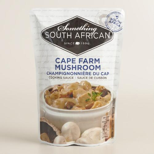 Something South African Cape Farm Mushroom Sauce