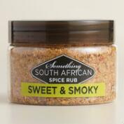 Something South African Sweet and Smoky Spice Rub