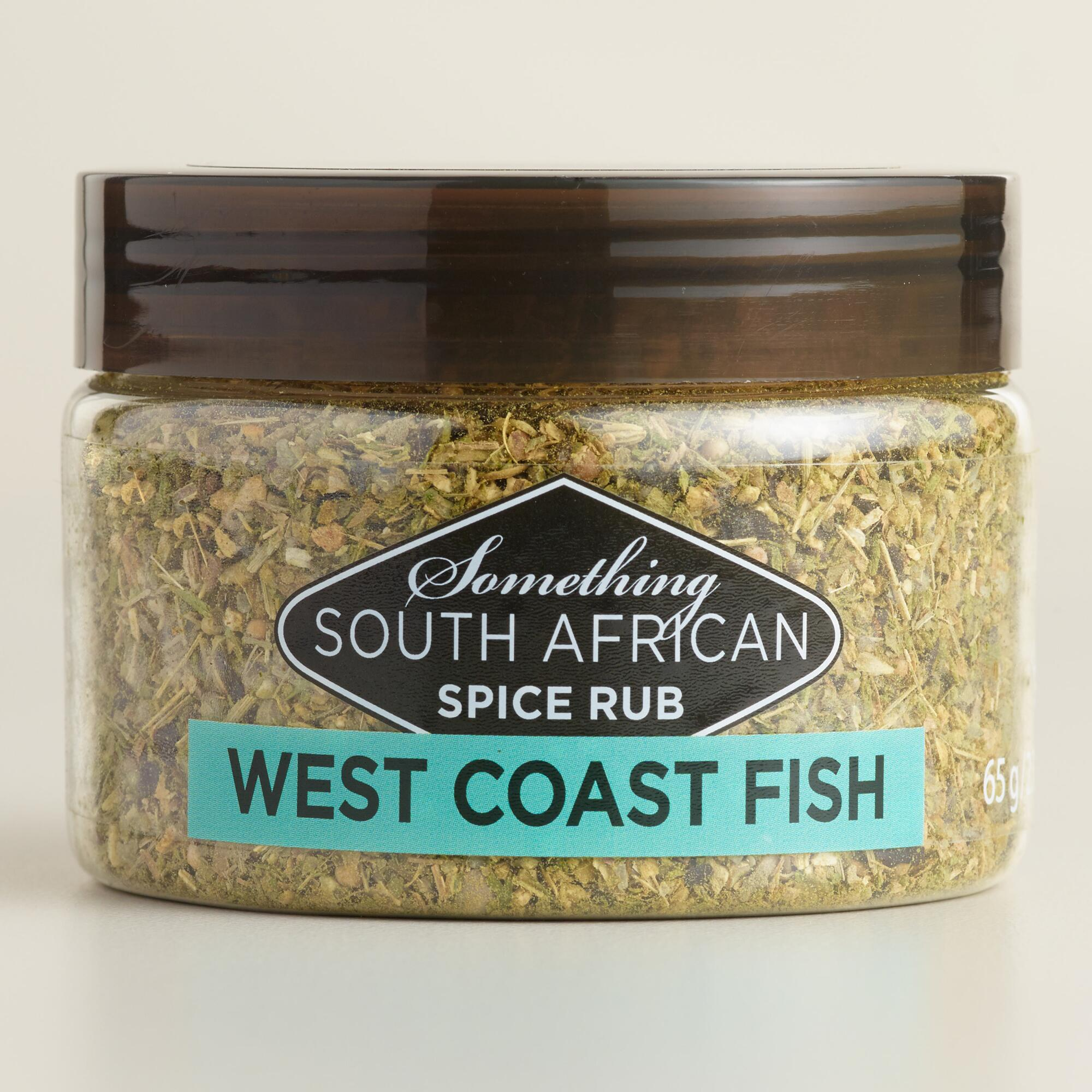 something south african west coast fish spice rub world