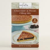 Sof'ella Chocolate Pecan Tart Filling Set of 2