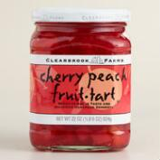 Clearbrook Cherry Peach Tart Filling