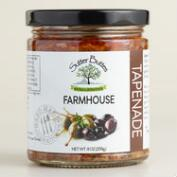 Sutter Buttes Farmhouse Olive Tapenade
