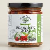 Sutter Buttes Spicy Antipasto Tapenade