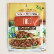 Casa Mexicana Beef Taco Seasoning Mix