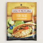 Casa Mexicana Fish Taco Seasoning Mix