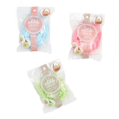 Galerie Edible Easter Grass Set of 3