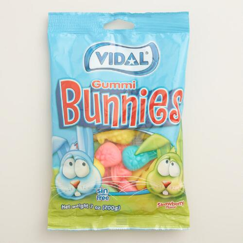 Vidal Gummy Bunnies