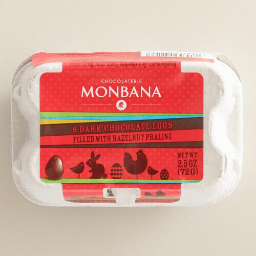 Monbana Dark Praline Eggs