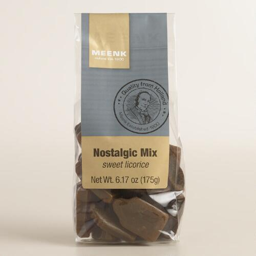 Van Vliet Meenk Nostalgic Licorice Mix