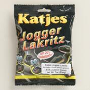 Katjes Jogger Licorice Gummy Candies