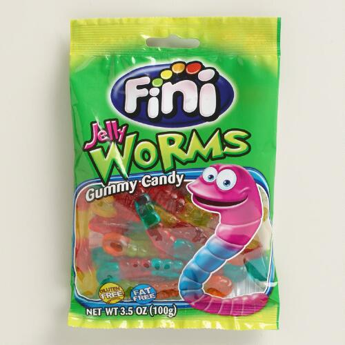 Fini Sour Gummy Worms
