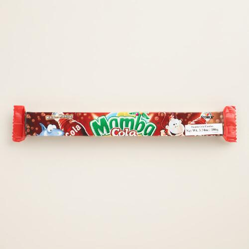 Omega Fruit and Cola Mamba Candies