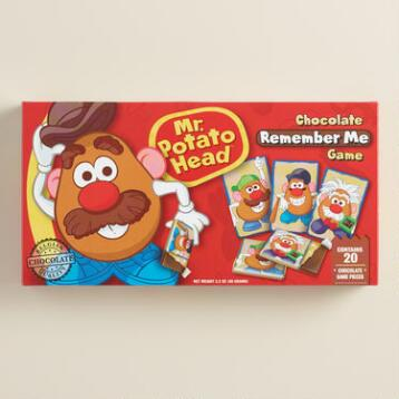 Mr Potato Head Memory Candy Game