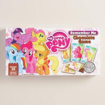 My Little Pony Memory Candy Game