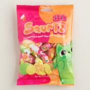 Original Gourmet Sour Squrtz Gummy Candy