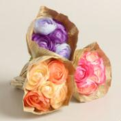 Mini Ranunculus Bunches Set of 3