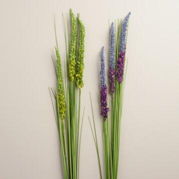 Foxtail Stems Set of 2