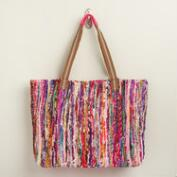Large Rug Tote Bag