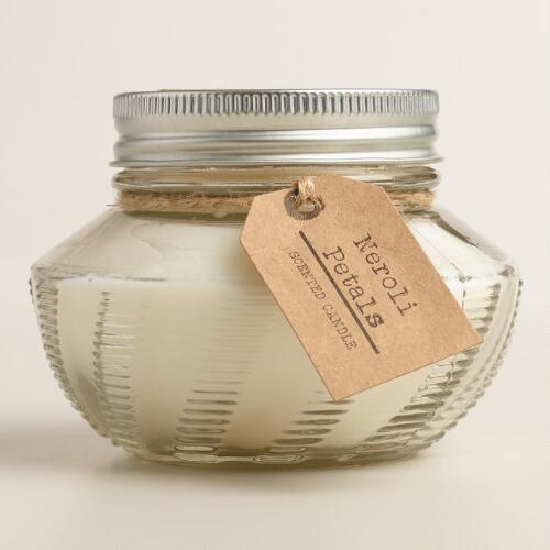 Neroli Petals Amelia Filled Jar Candle