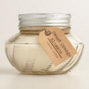 Orange Blossom Amelia Filled Jar Candle