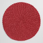 Round Polybraid Placemats Set of 4