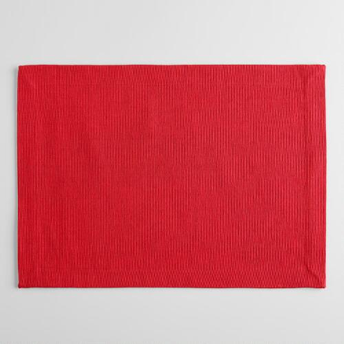 Khadi Placemats  Set of 4