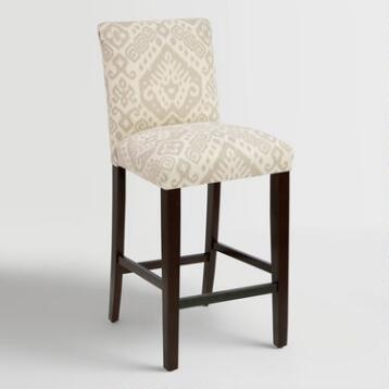 custom upholstered dining room chairs world market