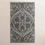 Gray Pacifica Indoor Outdoor Rug