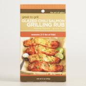 Art of Spice Glazed Chili Salmon Grilling Rub Set of 2