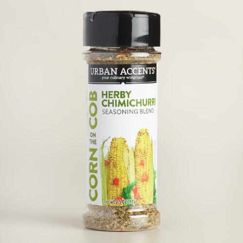 Urban Accents Chimichurri Corn on the Cob Spice Set of 2