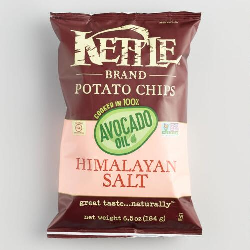 Kettle Brand Himalayan Salt and Avocado Oil Potato Chips