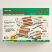 Ground Meat Kabab Maker and Stacker