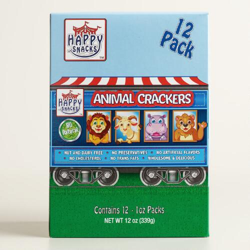Marketplace Animal Cracker Cookies 12 Pack