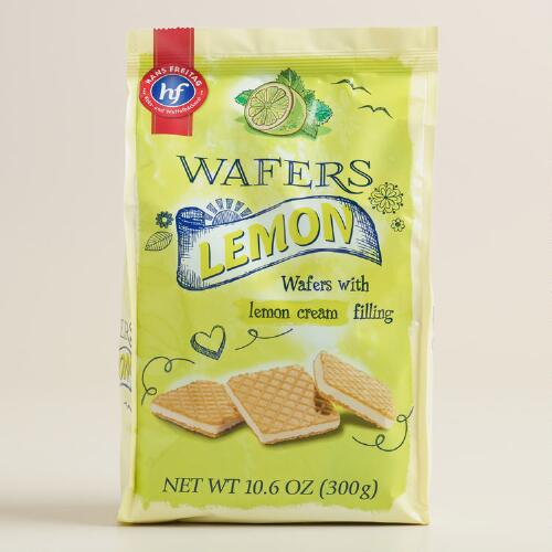 Hans Freitag Lemon Wafer Cookies