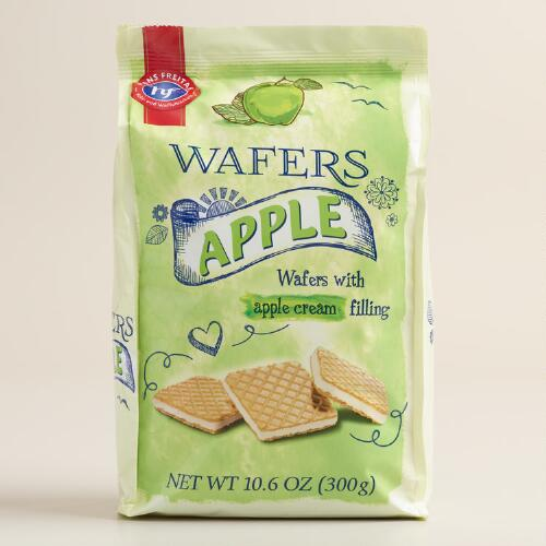Hans Freitag Apple Wafer Cookies