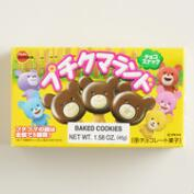 Petite Kuma Land Chocolate and Pretzel Lollipops