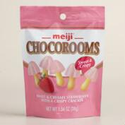 Meiji Strawberry Chocorooms