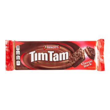 Tim Tam Dark Chocolate Cookies Set of 6