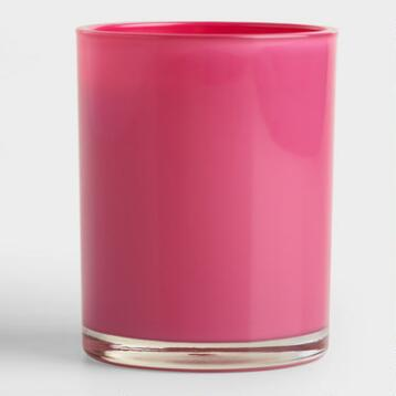 Mahogany Rose Veronica Filled Jar Candle